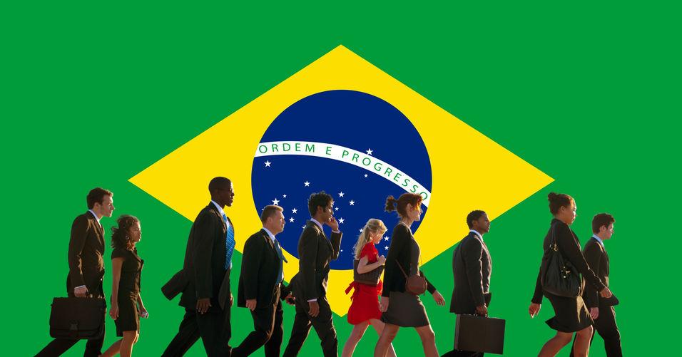 אנשי עסקים בברזיל