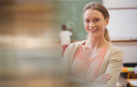 4 טיפים לנוכחות מנצחת וכריזמטית למורה